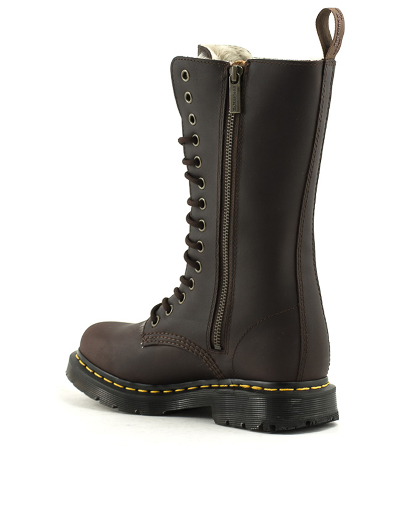 Doc Martens Dr. Martens 1914 Kolbert Tall Waterproof Boot Dark Brown