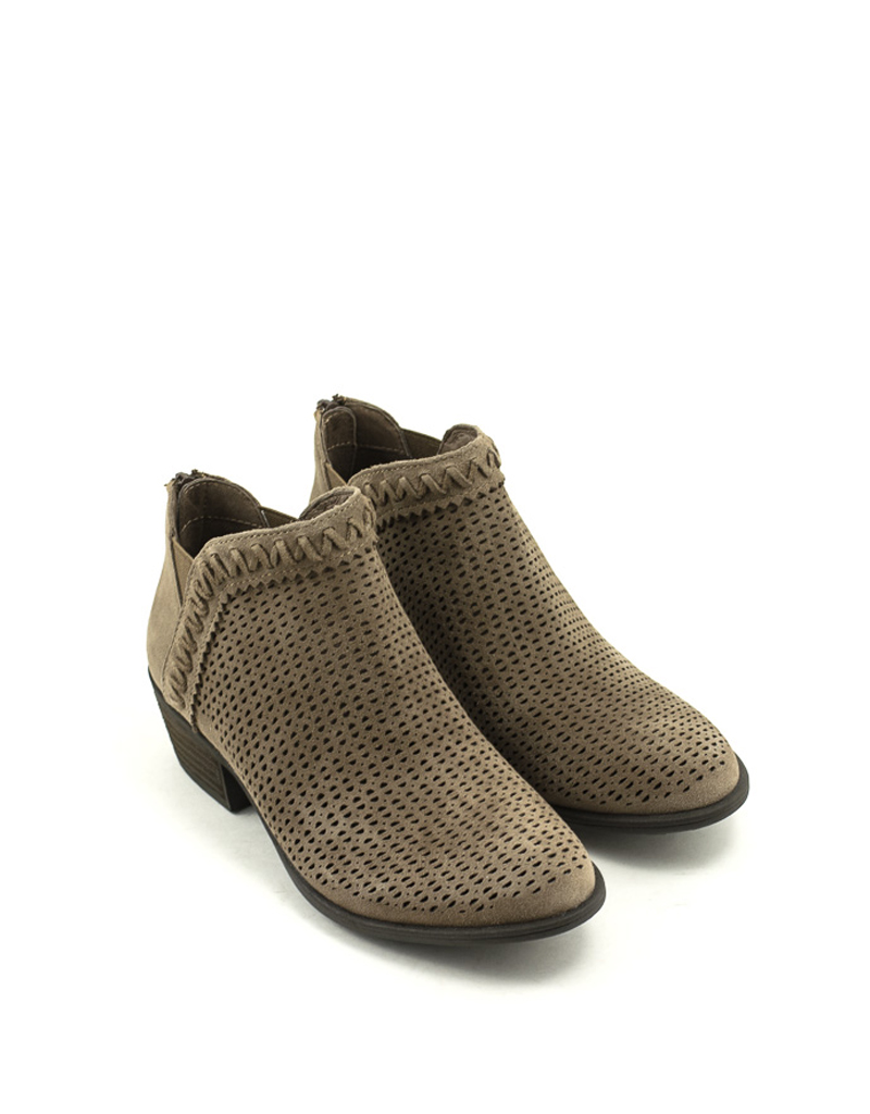 Earth Earth Peak Perry Boot Warm Taupe