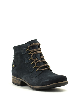 Earth Origins Avani Bahn Boot Deep Navy Suede