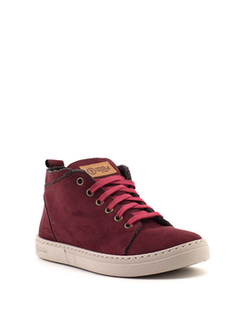 Natural World U6122-820 High Top Bordo