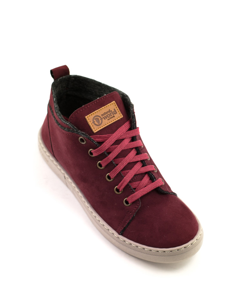 Natural World Natural World U6122-820 High Top Bordo
