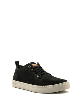 Men's Natural World U6761-801 Sneaker Black