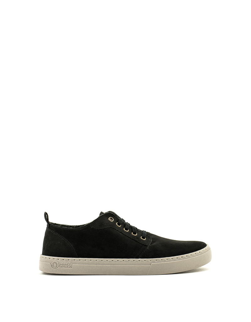 Natural World Men's Natural World U6761-801 Sneaker Black