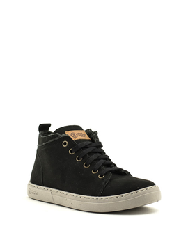 Natural World U6122-801 High Top Black