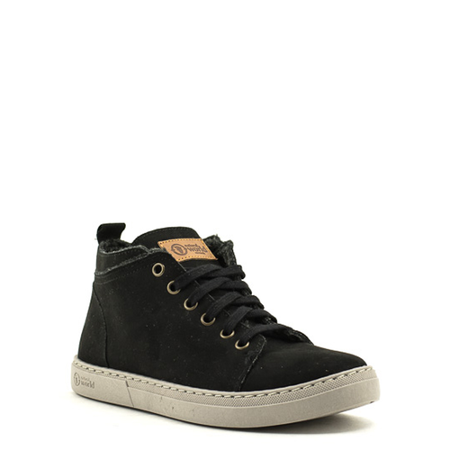 Natural World Natural World U6122-801 High Top Black