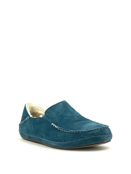 Olukai Nohea Slipper Pacific Blue