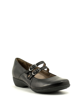 Dansko Fynn Mary Jane Black