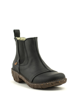 El Naturalista N158 Chelsea Boot Black
