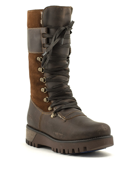 Bos & Co General Prima Boot Expresso/Wood