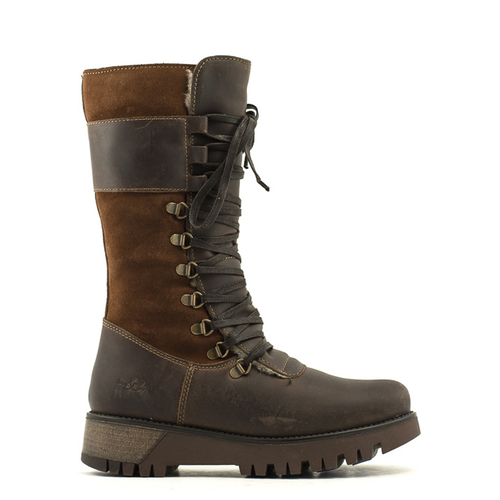 Bos & Co Bos & Co General Prima Boot Expresso/Wood