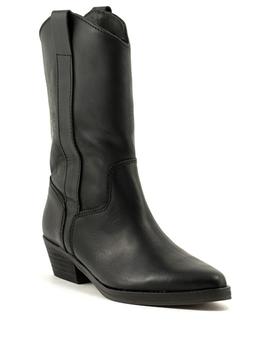 Ivylee Copenhagen Tracy Cowboy Boot Black