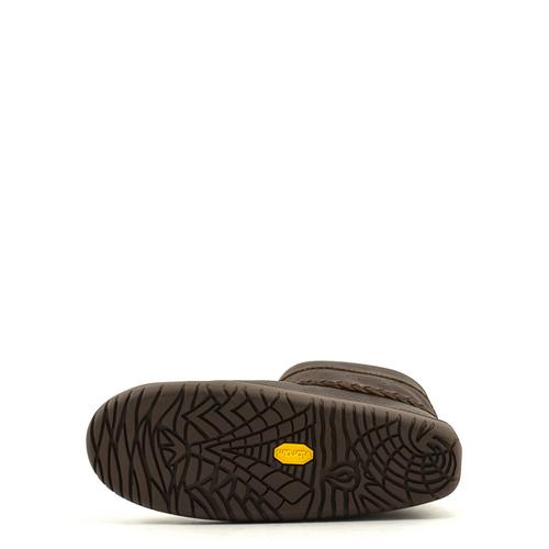 Manitobah Manitobah Ankle Tamarack Mukluk Grain Waterproof Cocoa