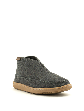 Men's Pendleton Mountain Mid Slipper charcoal