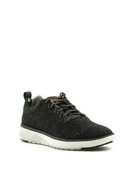 Pendleton Wool Sneaker Charcoal Heather