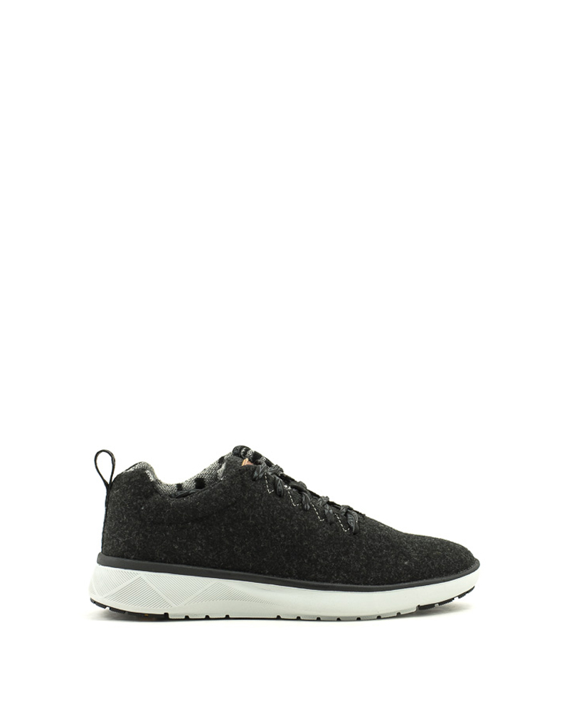 Pendleton Pendleton Wool Sneaker Charcoal Heather
