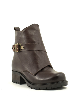 Bulldozer 190901 Boot Brown