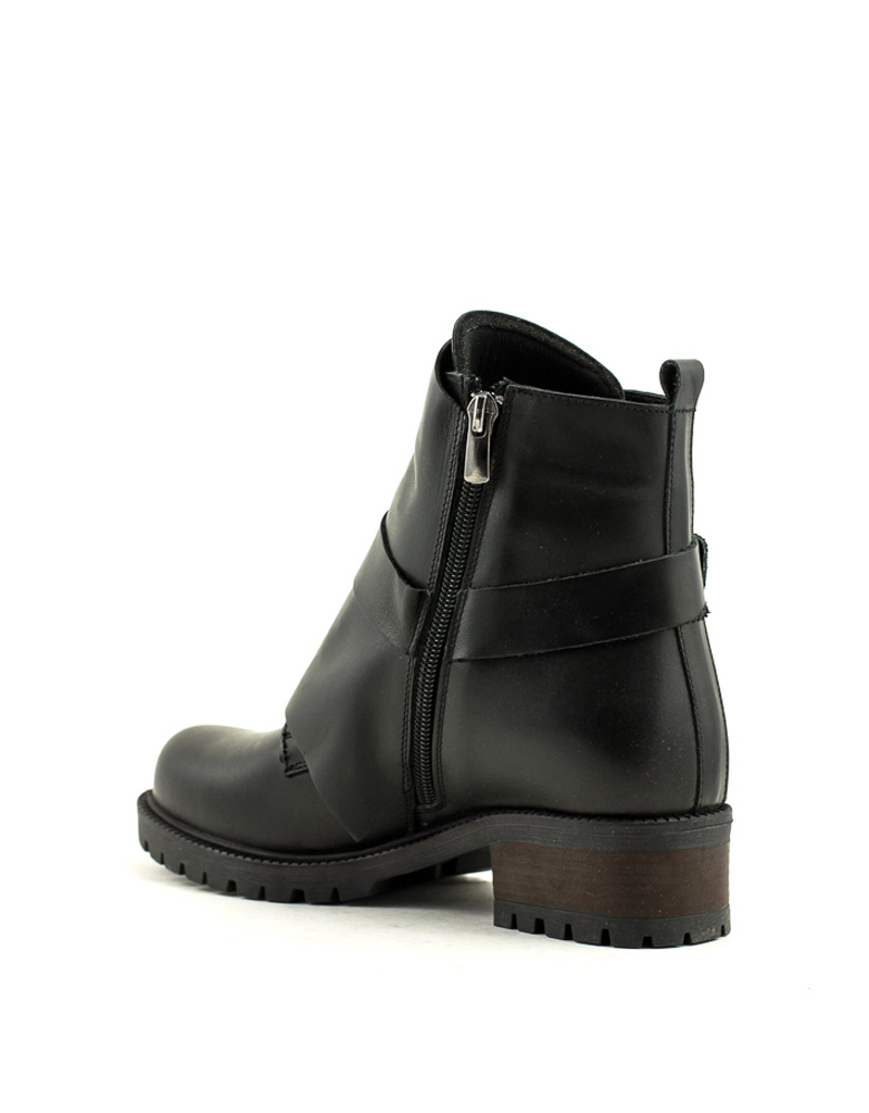 Bulldozer Bulldozer 190901 Boot Black
