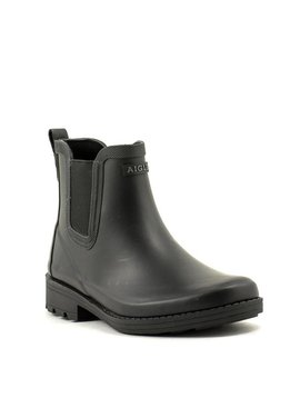 Aigle Carville Rain Boot Black