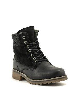 Bulle 15D338M-219 Boot Black Combi