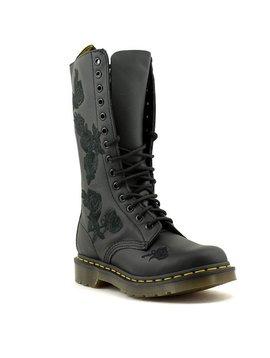 Dr. Martens 1914 Vonda Mono Boot Black