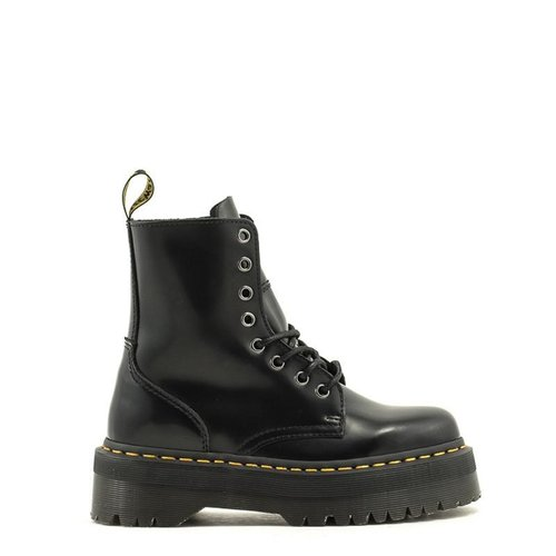 Doc Martens Dr. Martens Jadon Polished Smooth Boot Black