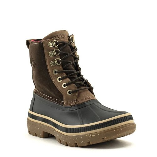 Sperry Men's Sperry Ice Bay Boot Black/Tan