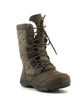 Baffin Cortina Winter Boot Brown