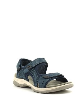 Earth Higgins Hallton Sandal Navy Blue