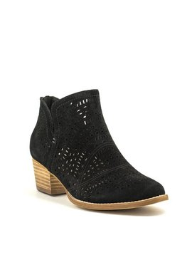 Wyoming Wonder Bootie Black