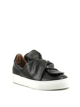 Brusque Ashley Sneaker Black Leather
