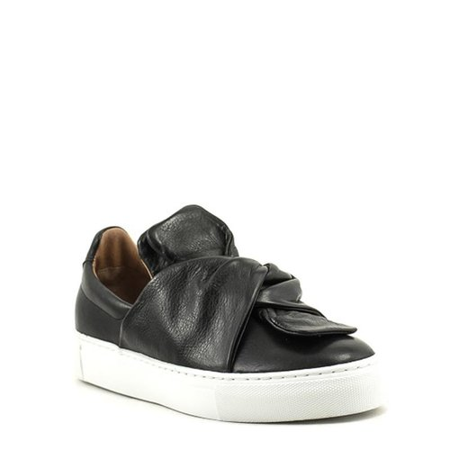 Brusque Brusque Ashley Sneaker Black Leather