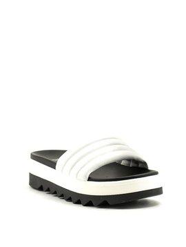 Cougar Prato Slide Sandal White
