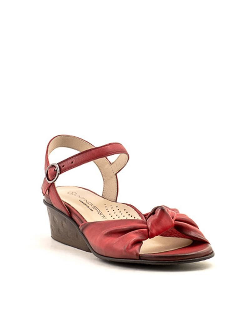 Unity In Diversity Unity in Diversity Isadora Sandal Red