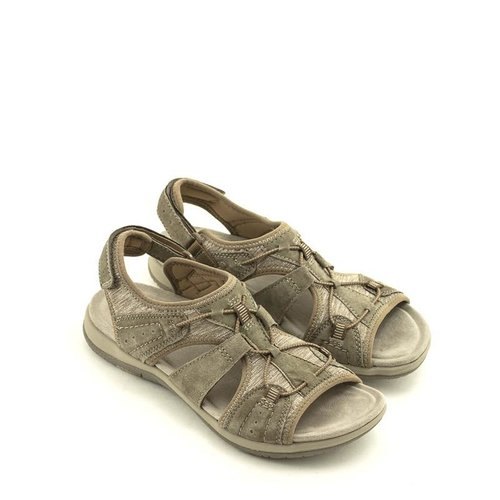 Earth Earth Origins Savoy Siena Sandal Sedona Brown