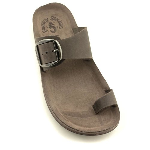 Fantasy Sandals Fantasy Sandals Thalia Sandal Brush Brown