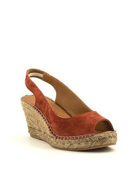 David Tyler 311800 Sandal Rust