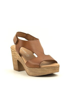 David Ty/er 1629/VT-24T Shoe Cognac