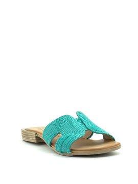 Ateliers Fantine Sandal Turquoise