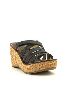 Fly Gove Sandal Black