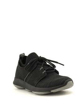 Hush Puppies World Runner Black