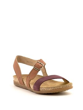 El Naturalista 5245 Sandal Toffee Mixed