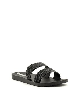 Ipanema City Fem Slide Sandal Black
