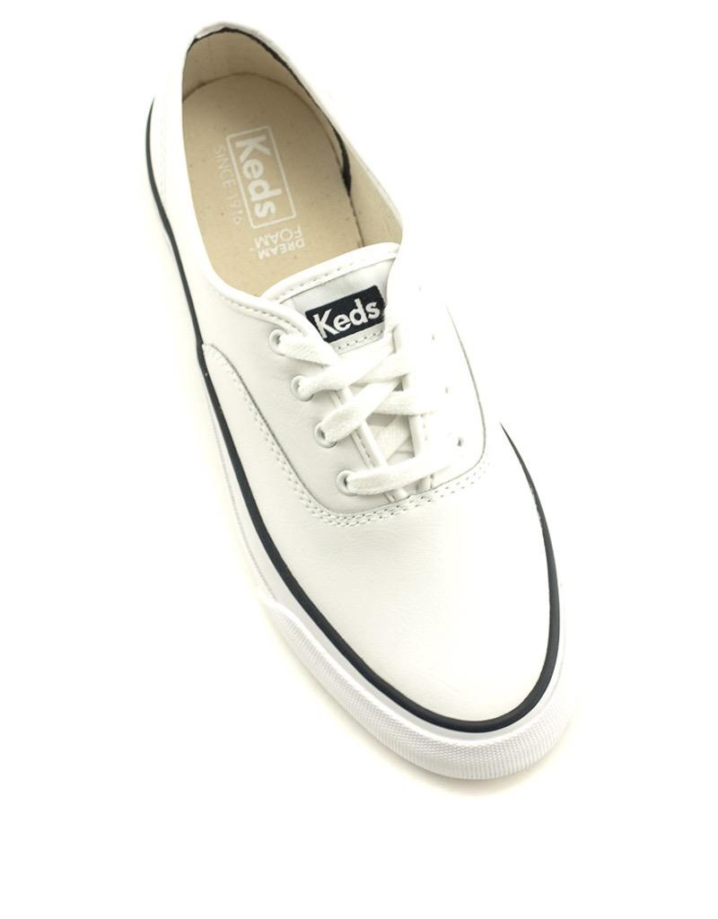 Keds Keds Surfer Leather Sneaker White