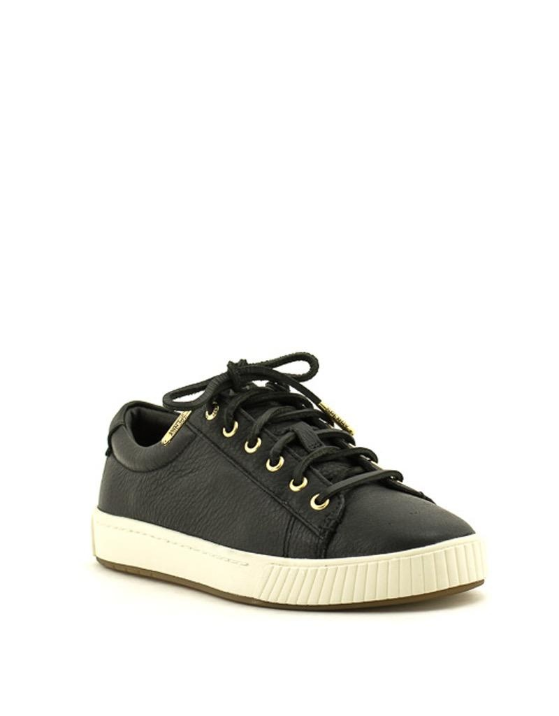 Sperry Sperry Anchor Plush LTT Leather Black