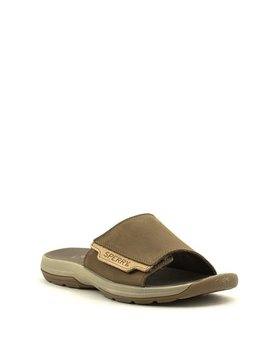 Men's Sperry Whitecap Slide Brown