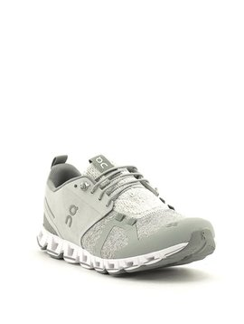 On Cloud Terry Runner Silver
