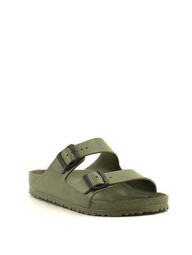 Men's Birkenstock Arizona EVA Sandal Regular Width Khaki