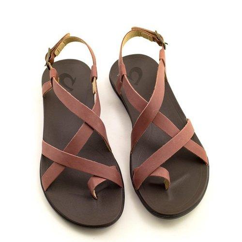 Olukai Olukai 'Upena Sandal Cedar Wood/Java