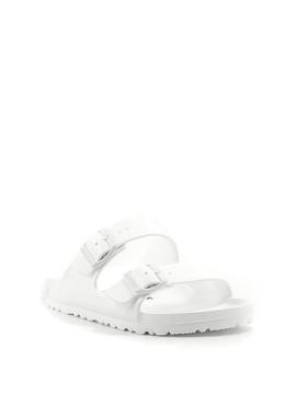 Birkenstock Arizona EVA sandal narrow white