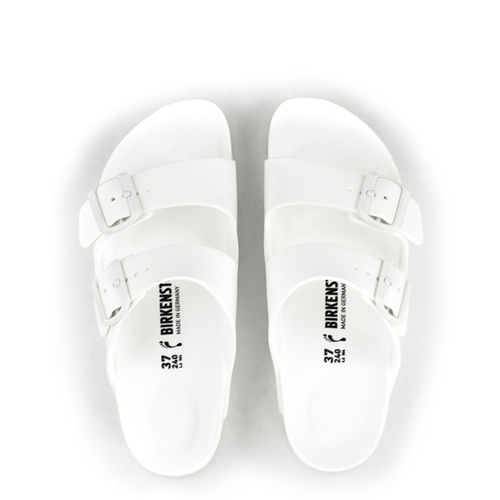 Birkenstock Birkenstock Arizona EVA sandal white